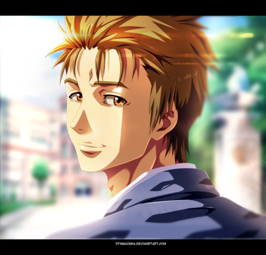 Izumi Shinichi   Parasyte by StingCunha 914x874