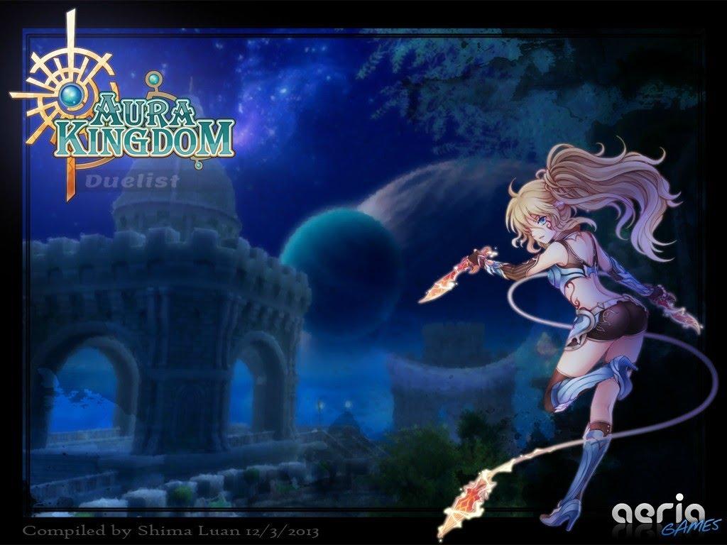 Prsentation de Aura Kingdom et PVP [Fr] 1024x768