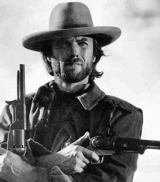 Clint Eastwood 527x600