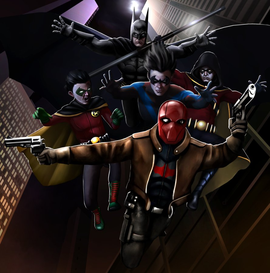 Kinzoku Bat Hd Wallpaper: Bat Family Wallpaper