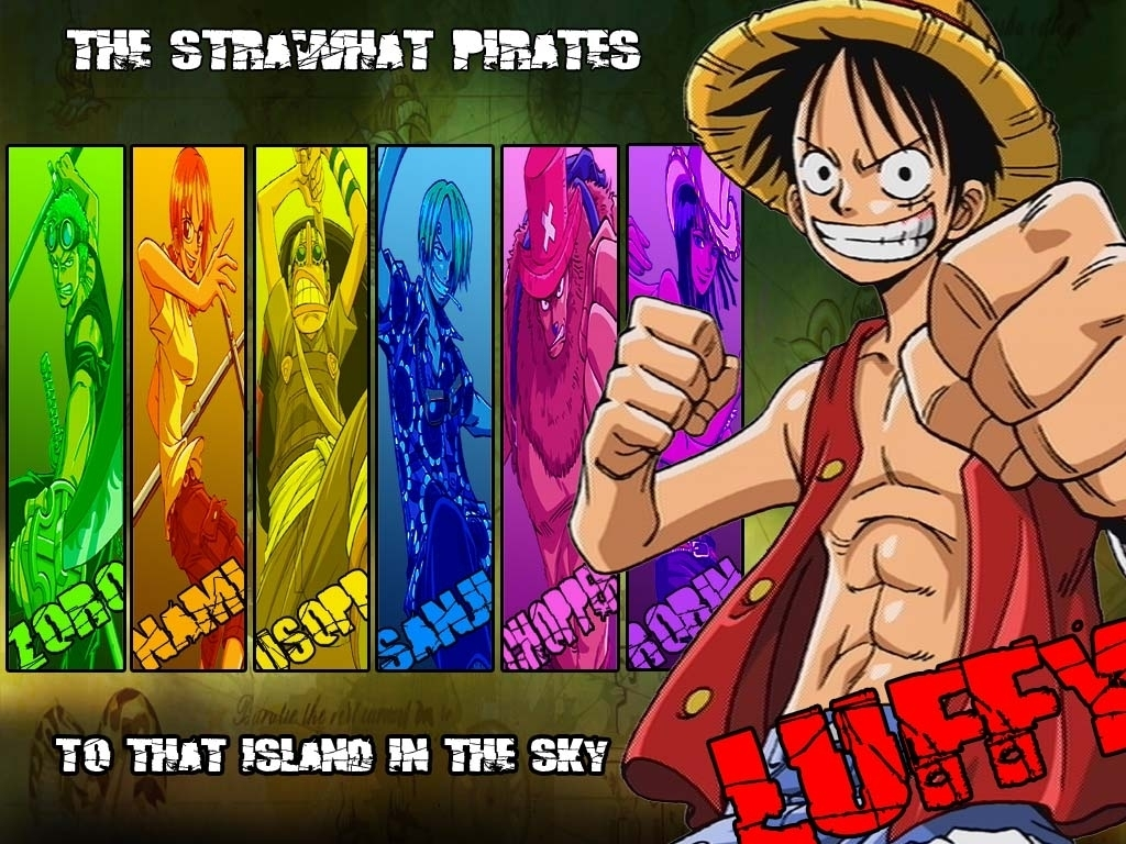 Description Luffy One Piece Wallpaper is a hi res Wallpaper for pc 1024x768