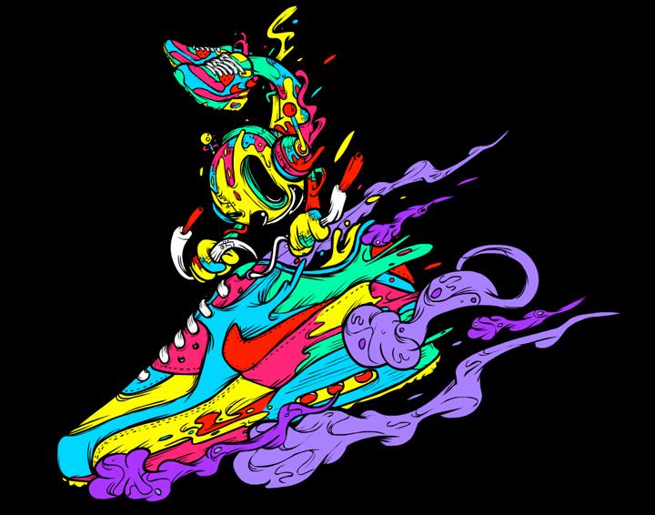 Mejores 100 Fondos De Nike: Nike Graffiti Wallpapers