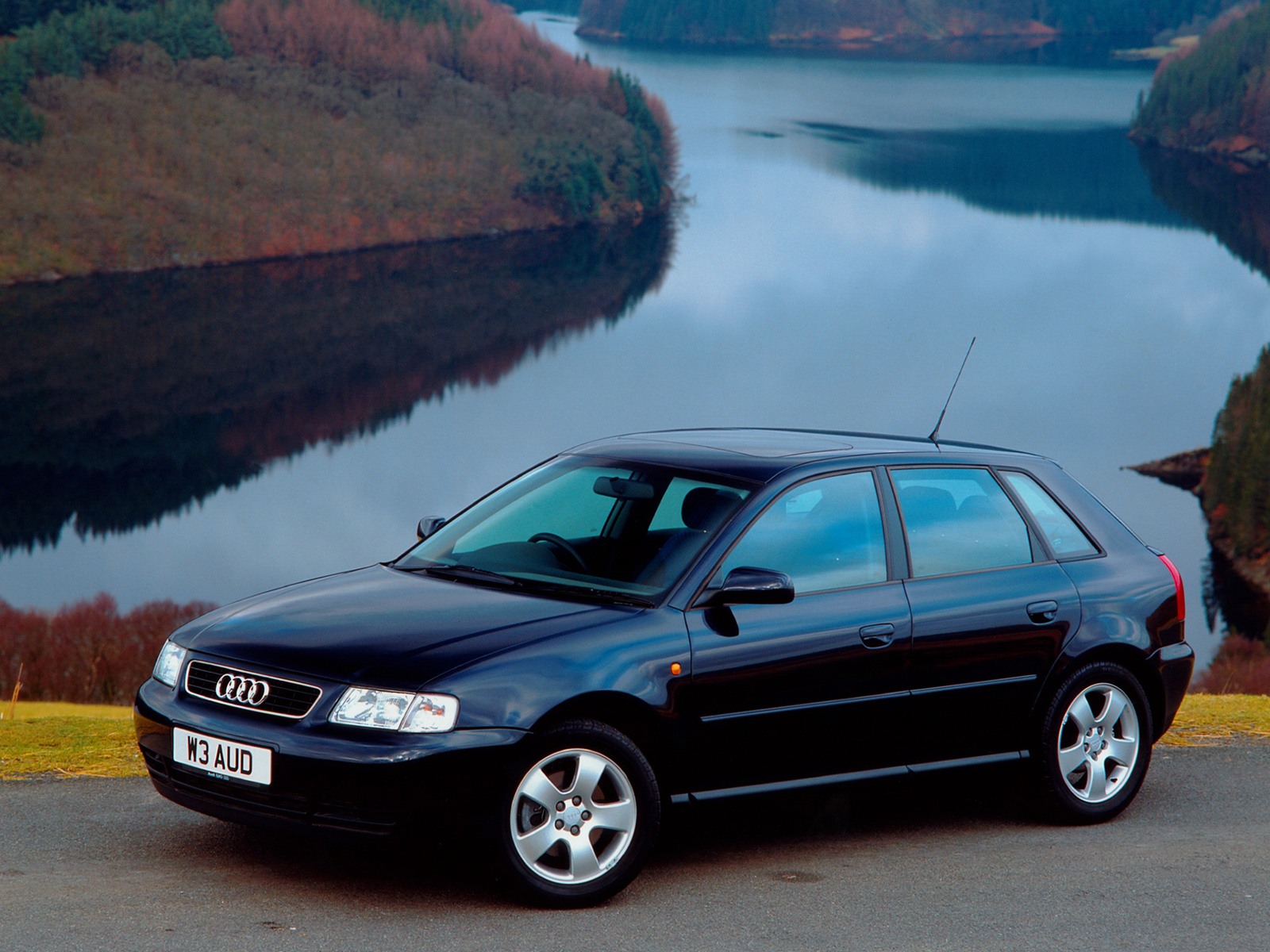 Audi A3 Sportback UK spec 19982000 wallpaper 1600x1200