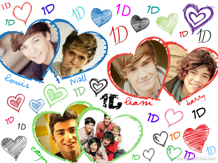 one direction wallpaper Item 5 Vector Magz Download 900x675