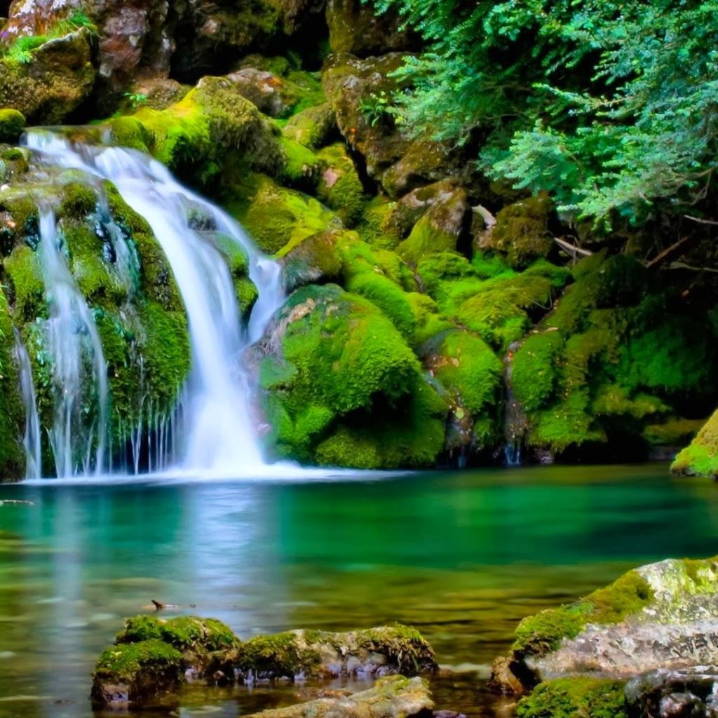 3D Beautiful Waterfall Wallpapers - WallpaperSafari