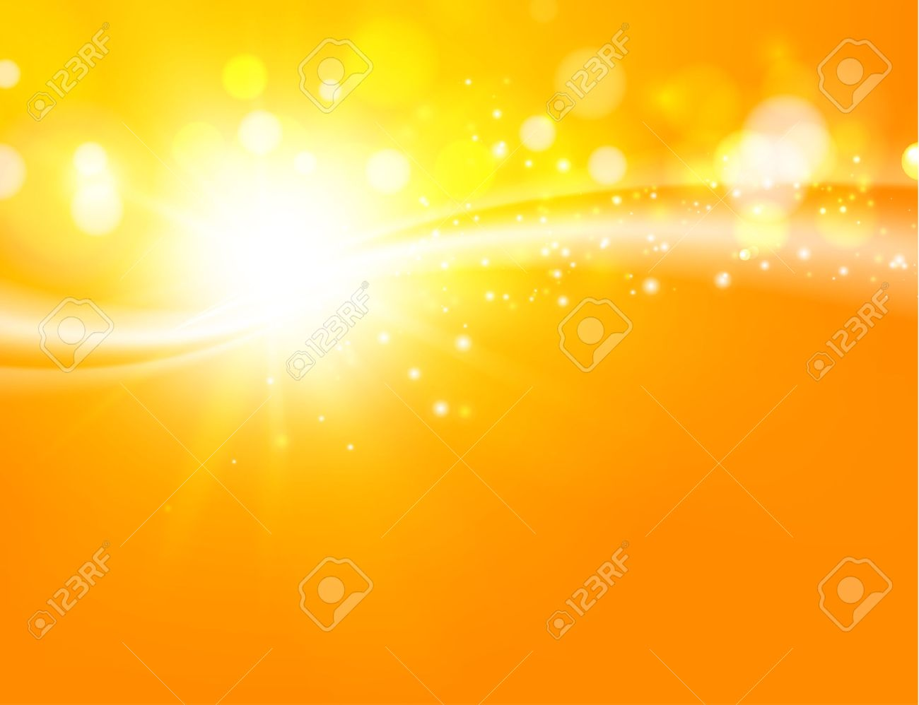Yellow Orange Background Gold Swirl Background Orange Abstract 1300x998