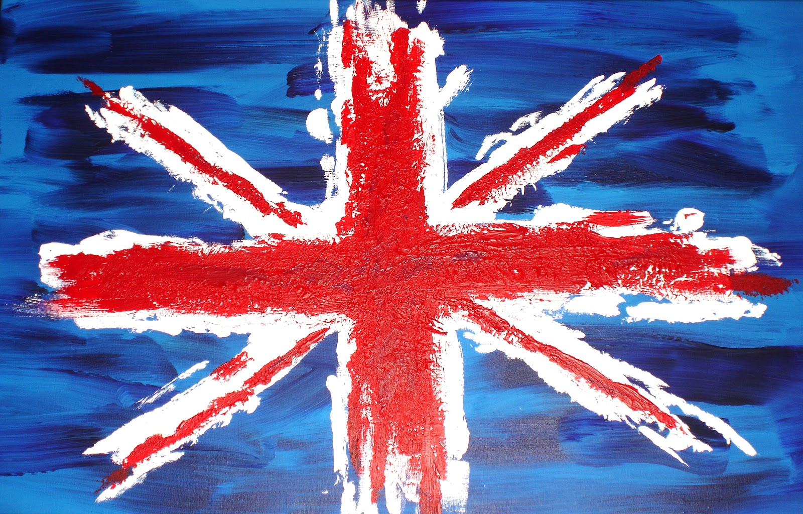This is United kingdom or England flag wallpaper calledUnion jack 1600x1024