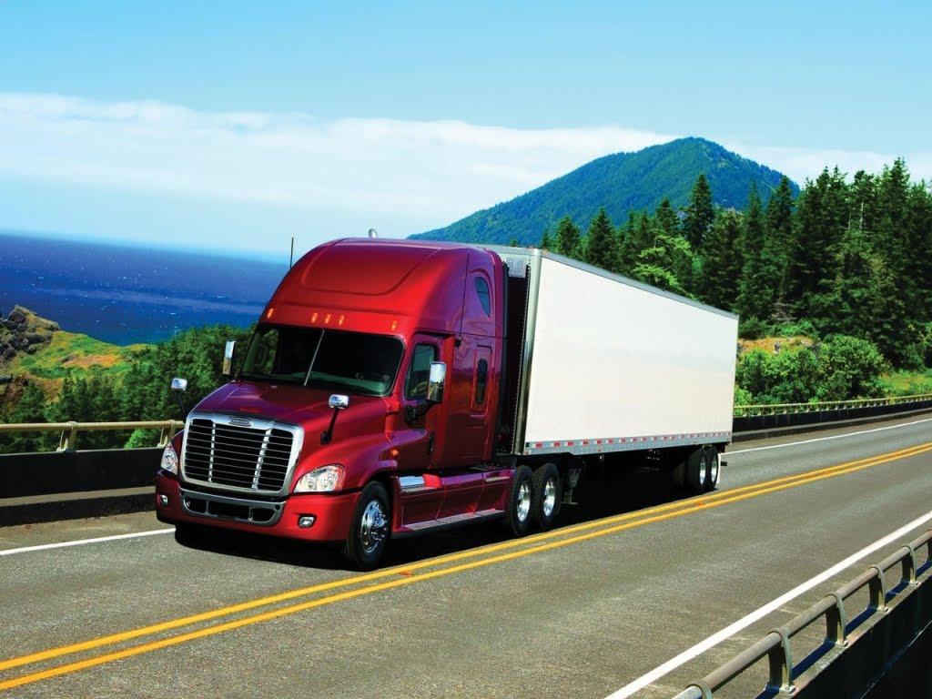 Commercial Trucks and Trailers   TruckingAuctions Semi Trucks 1024x768