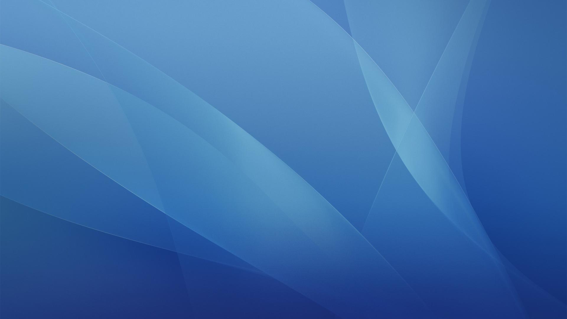Blue HD 1920x1080 Wallpaper