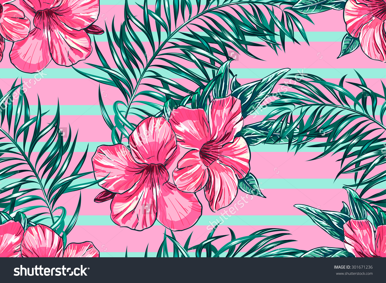 Pattern Background Exotic Print Wallpaper   301671236 Shutterstock 1500x1100