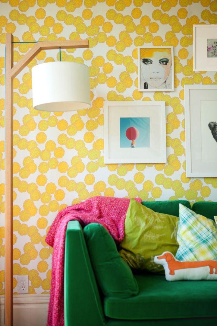 removable wallpaper HOME walls Pinterest 720x1080