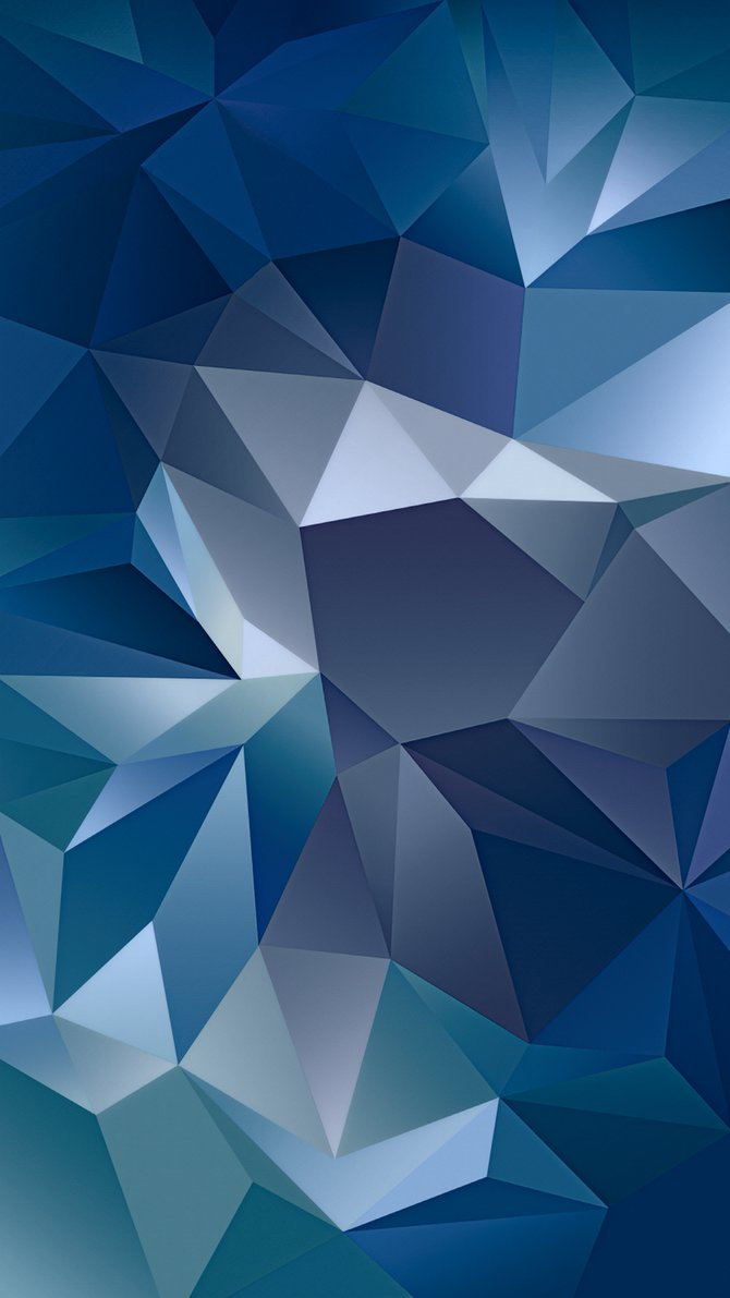 Galaxy S5 Stock Wallpaper HD Variation 1 by kingwicked 670x1191