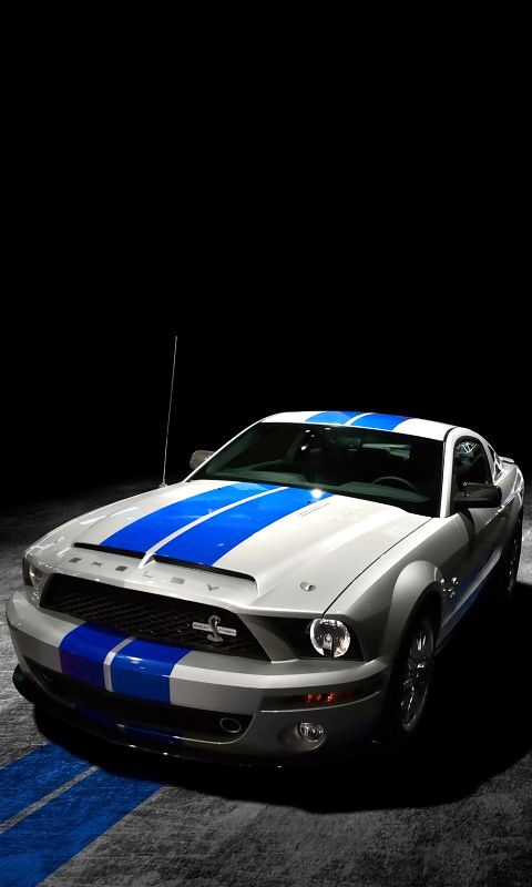 ford shelby mustang 480x800 wallpaper480X800 wallpaper screensaver 480x800