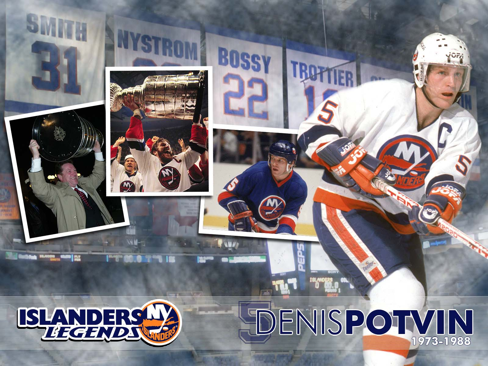 New York Islanders Wallpaper Awesome new york islanders 1600x1200