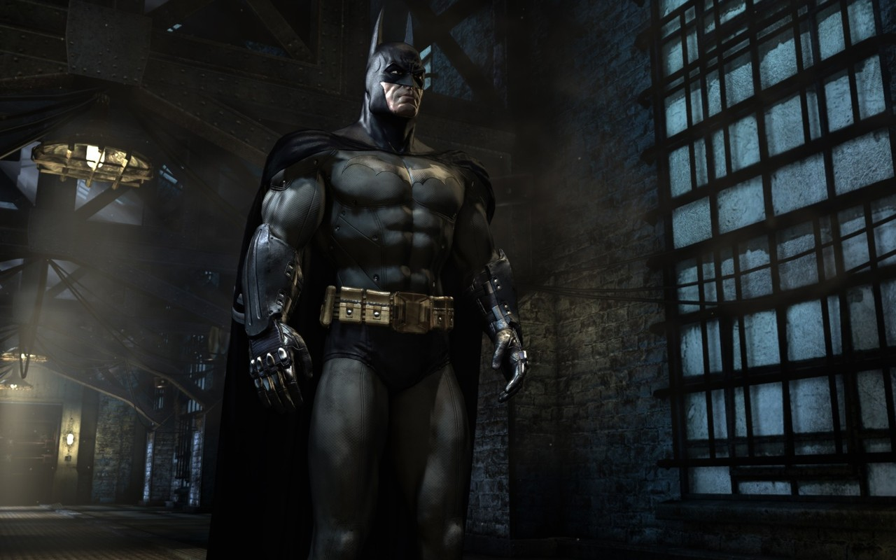 Batman   Arkham Asylum wallpaper 15429 1280x800