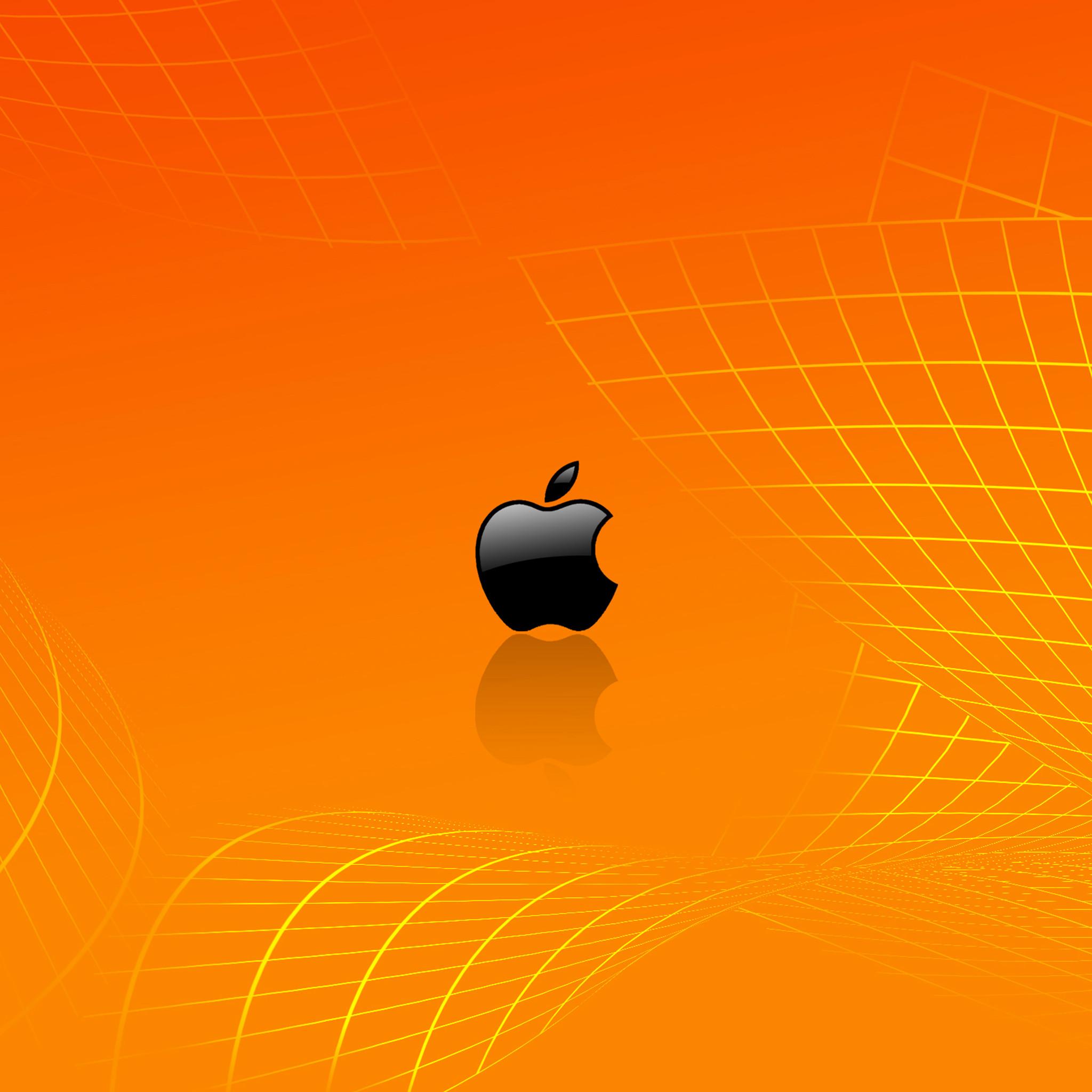 48 Orange Iphone Wallpaper On Wallpapersafari