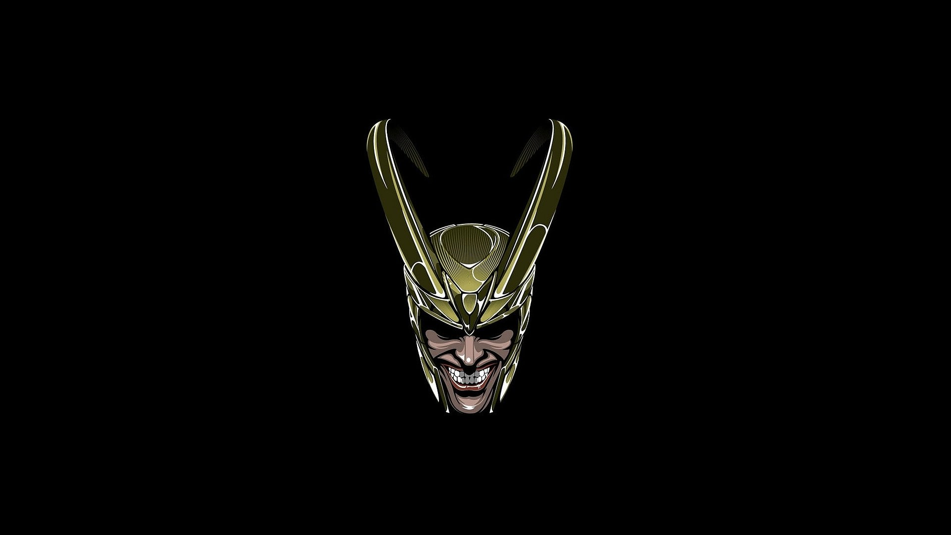 Loki background wallpaper