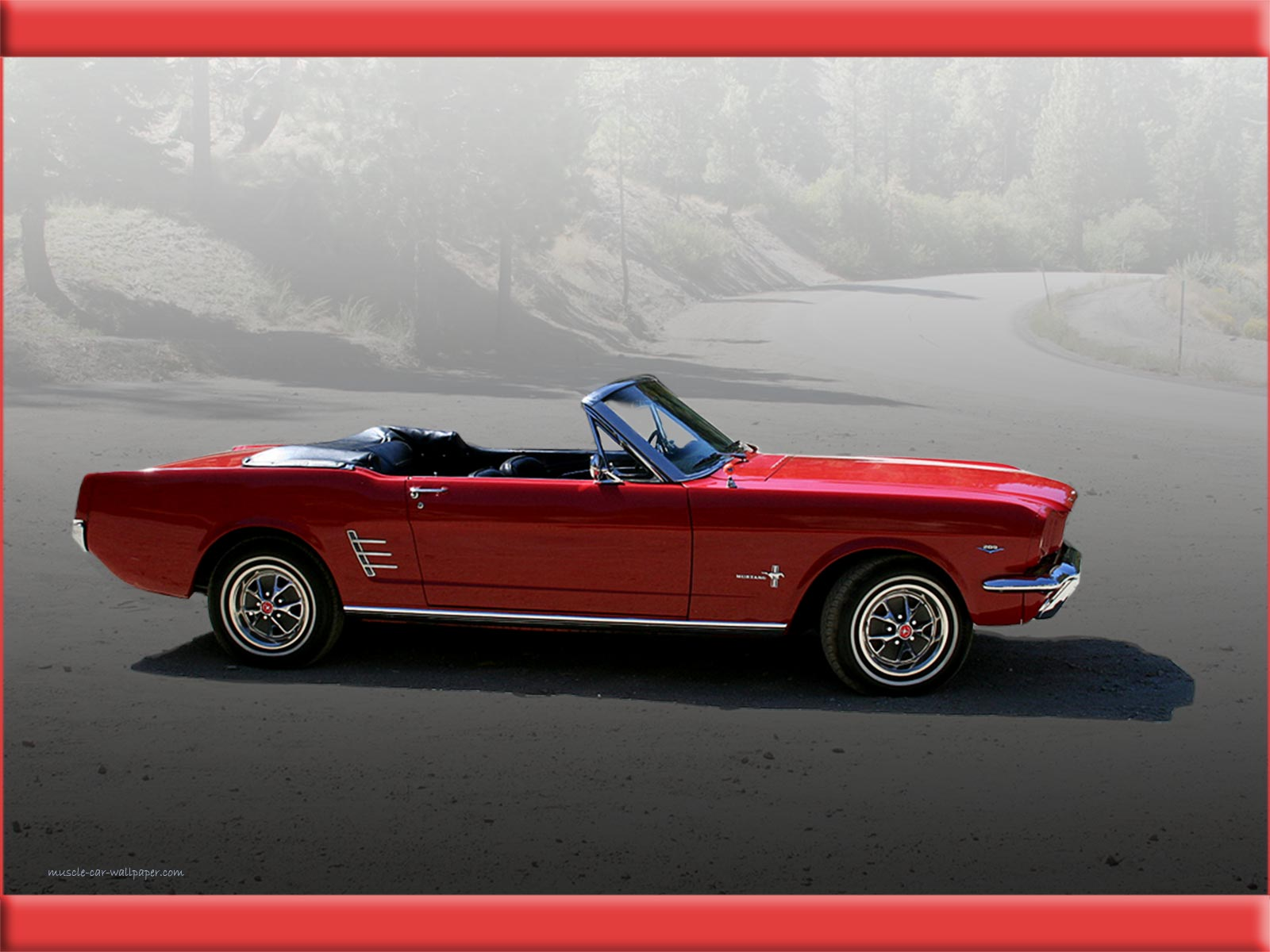 Mustang Wallpaper Pictures 1968 Muscle Car Wallpaper 1600 02 1600x1200
