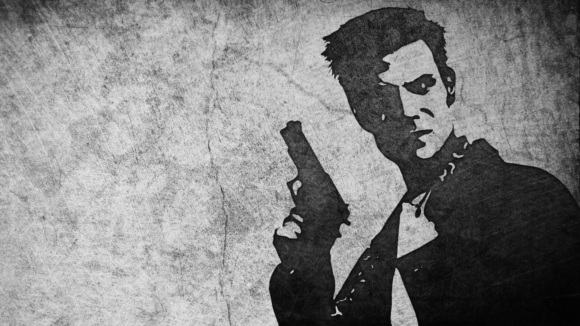 Max Payne Wallpaper by hexarrow 1920x1080