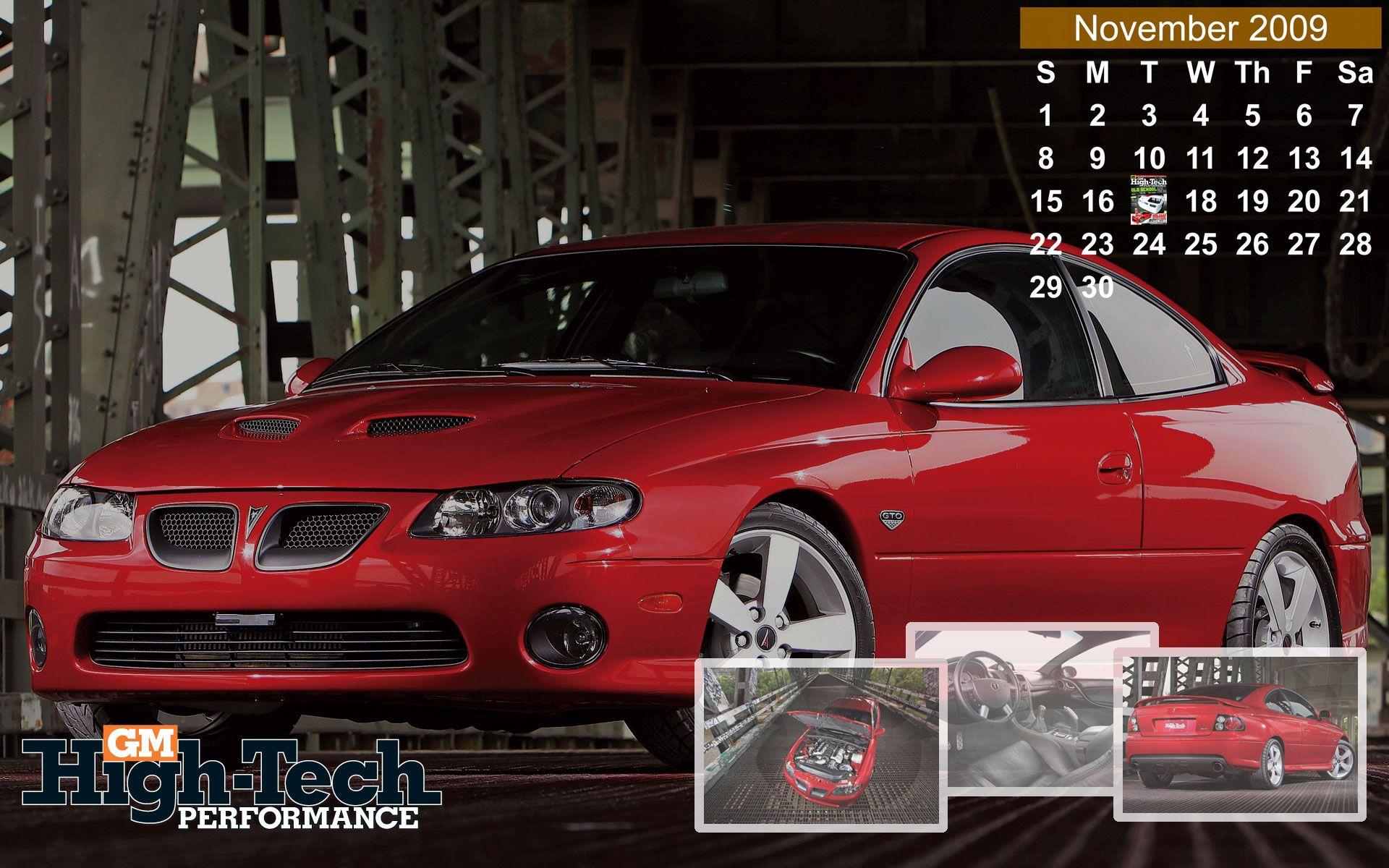 2006 Pontiac Gto wallpaper   188648 1920x1200