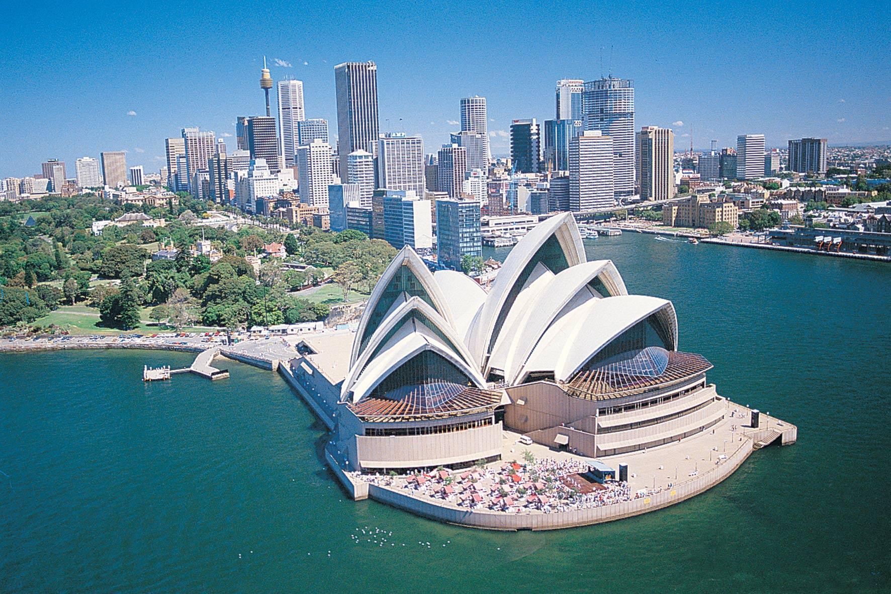 Man Made Sydney Opera House Wallpaper 1772x1181