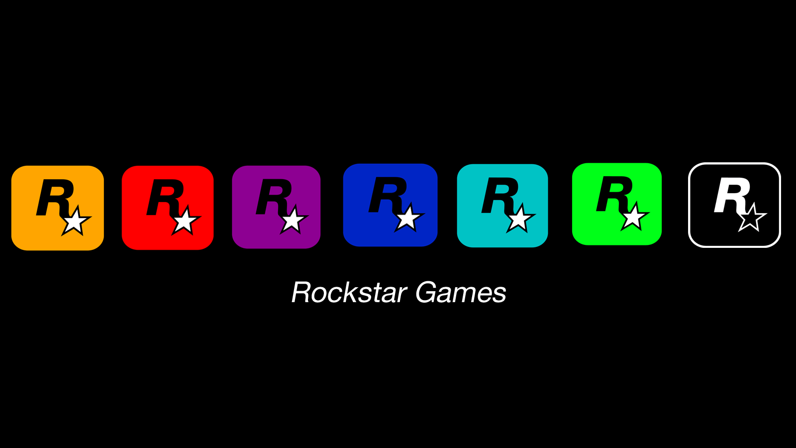 Rockstar Computer Wallpapers Desktop Backgrounds 1600x900
