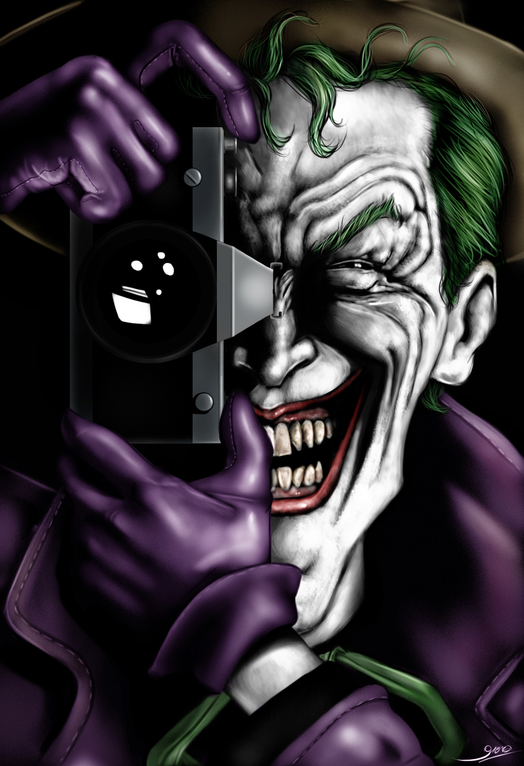 Batman The Killing Joke Wallpaper The killing joke by giova94 1080x1578