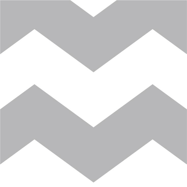 Grey white chevron wallpaper wallpapersafari for Cheap plain grey wallpaper