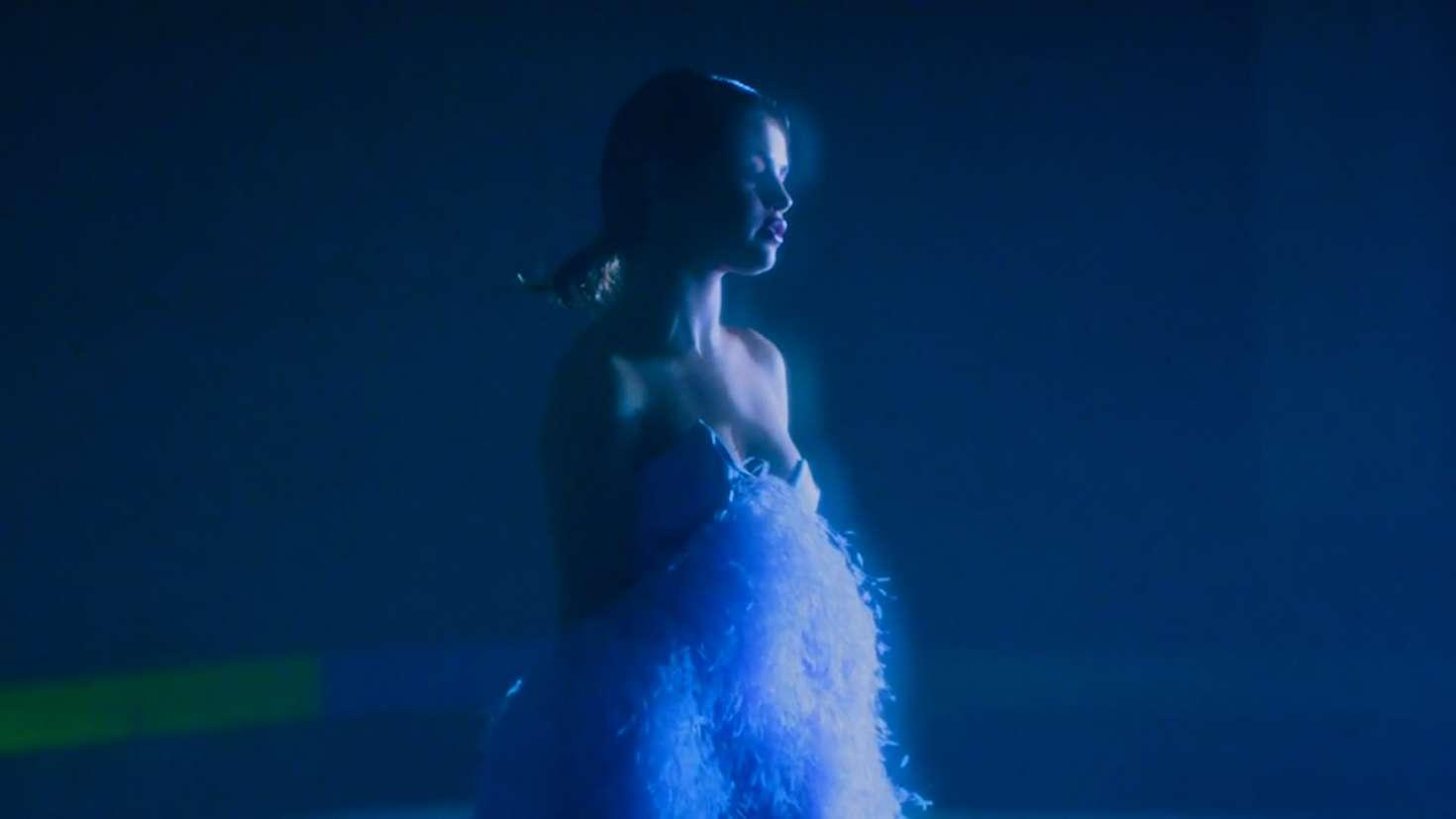 Selena Gomez Wolves Music Video Screenshot  09 GotCeleb 1470x827
