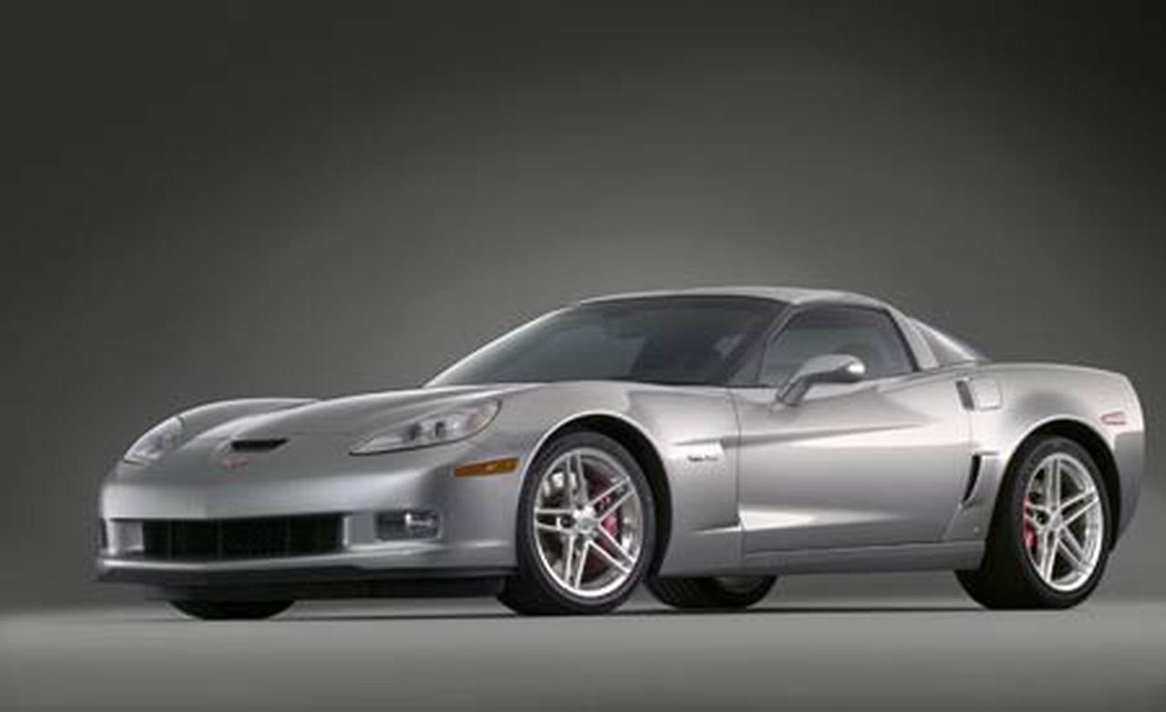 2006 Chevrolet Corvette Z06 1280x782