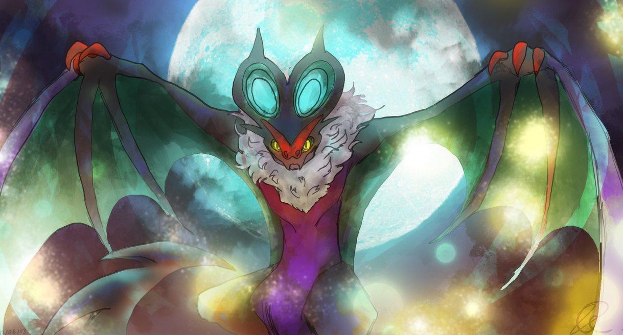 Noivern Pokemon X Y by Ningeko16 1219x656