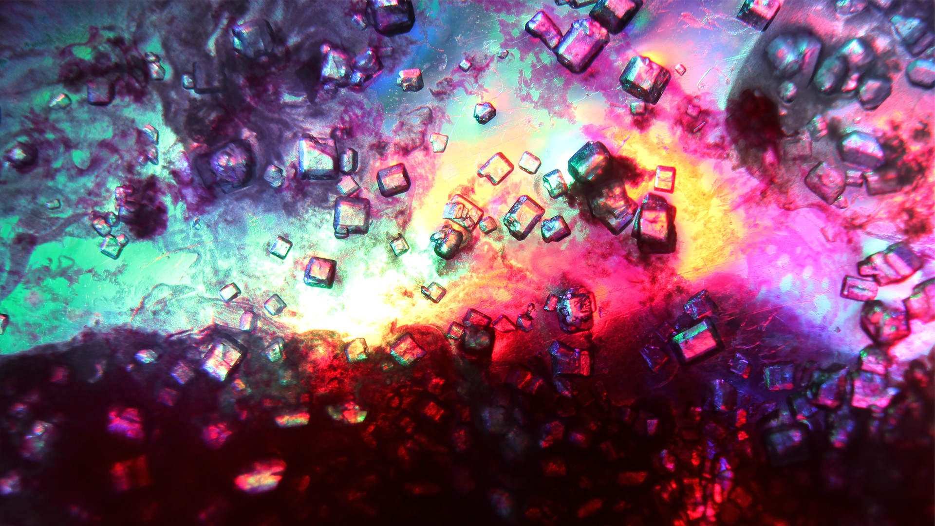 Abstract Colorful psychedelic color wallpaper 1920x1080 129261 1920x1080