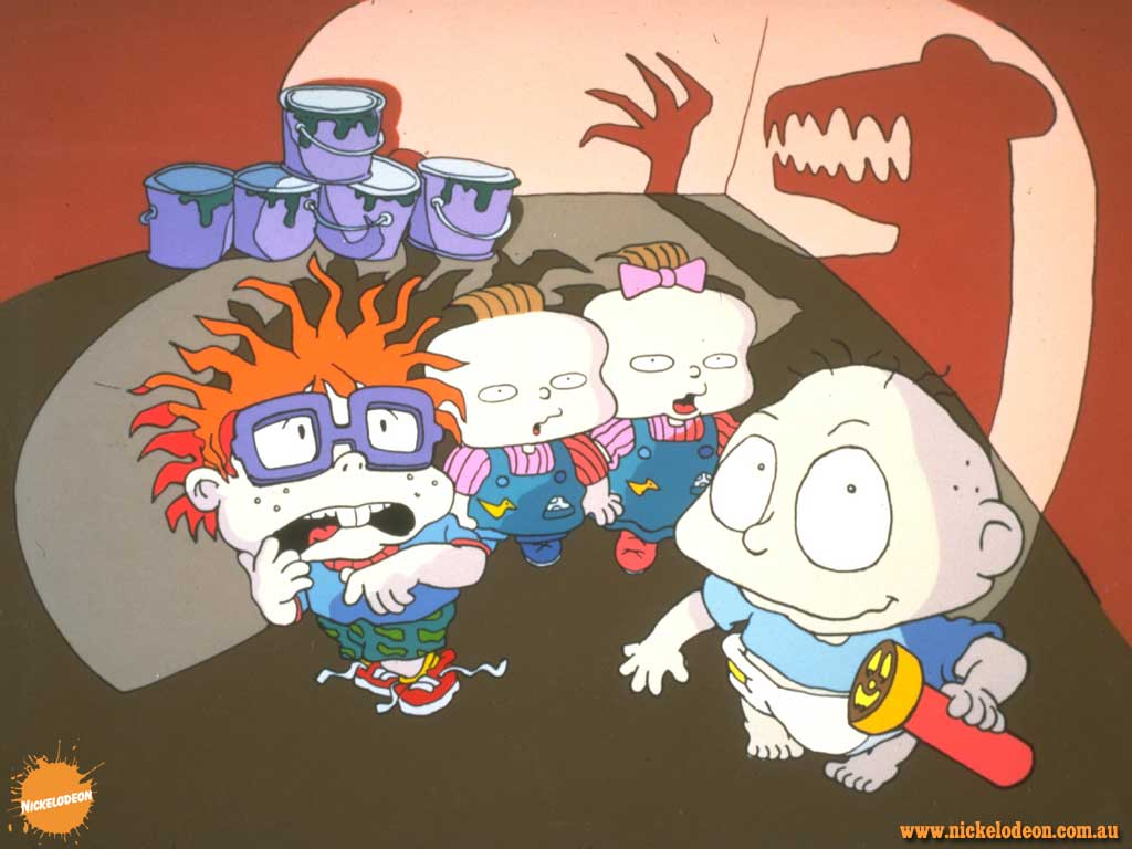 Old School Nickelodeon images Rugrats HD wallpaper and 1024x768