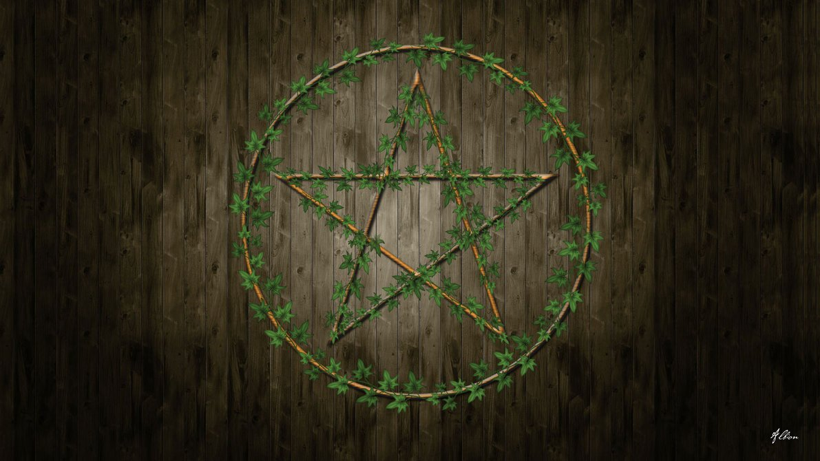 Pentagram Wallpaper Pentagram wallpaper by albion 1191x670