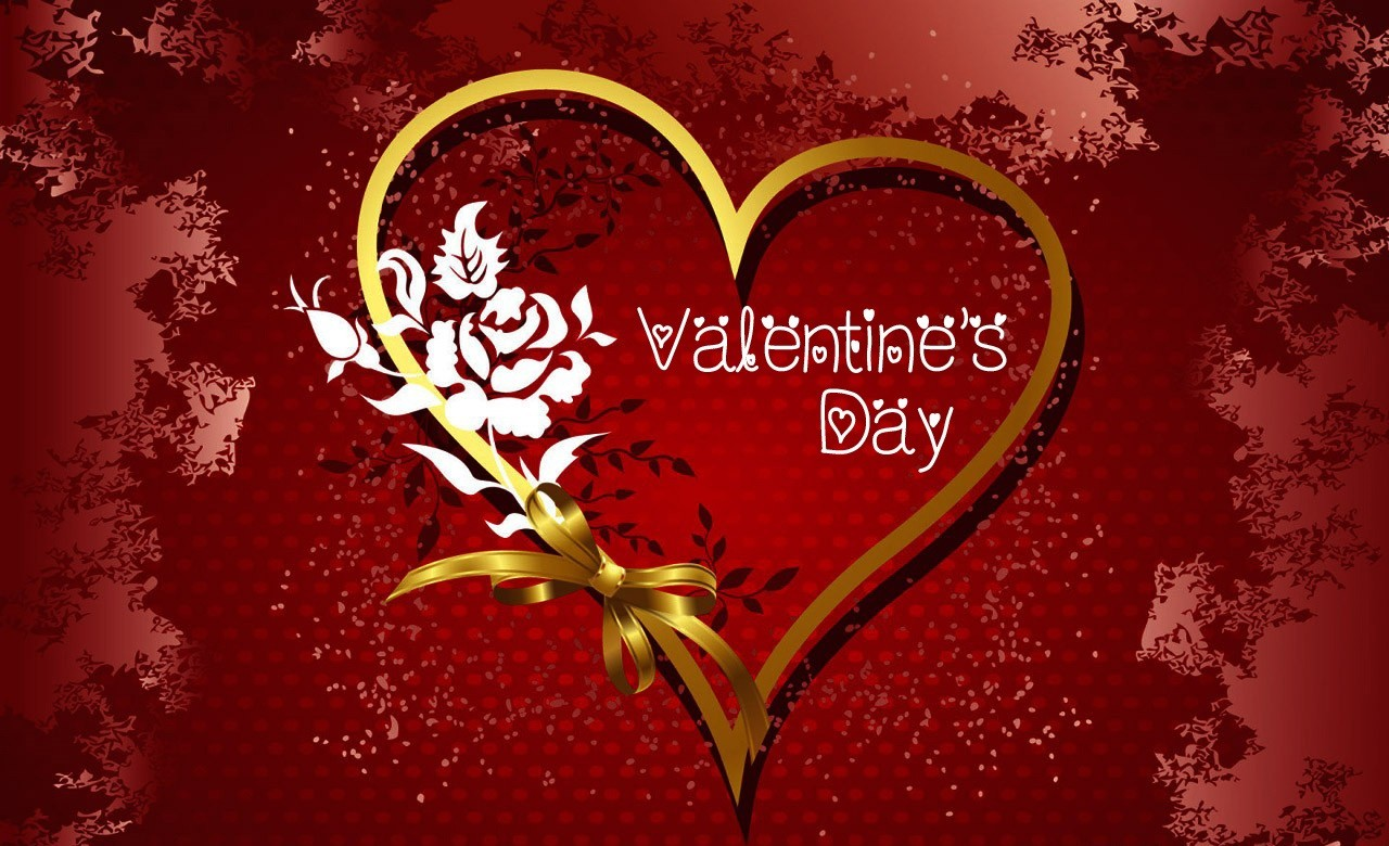 Happy Valentine Day 2015 Very Cute HD Windows Apple Colourful Cool 1280x780