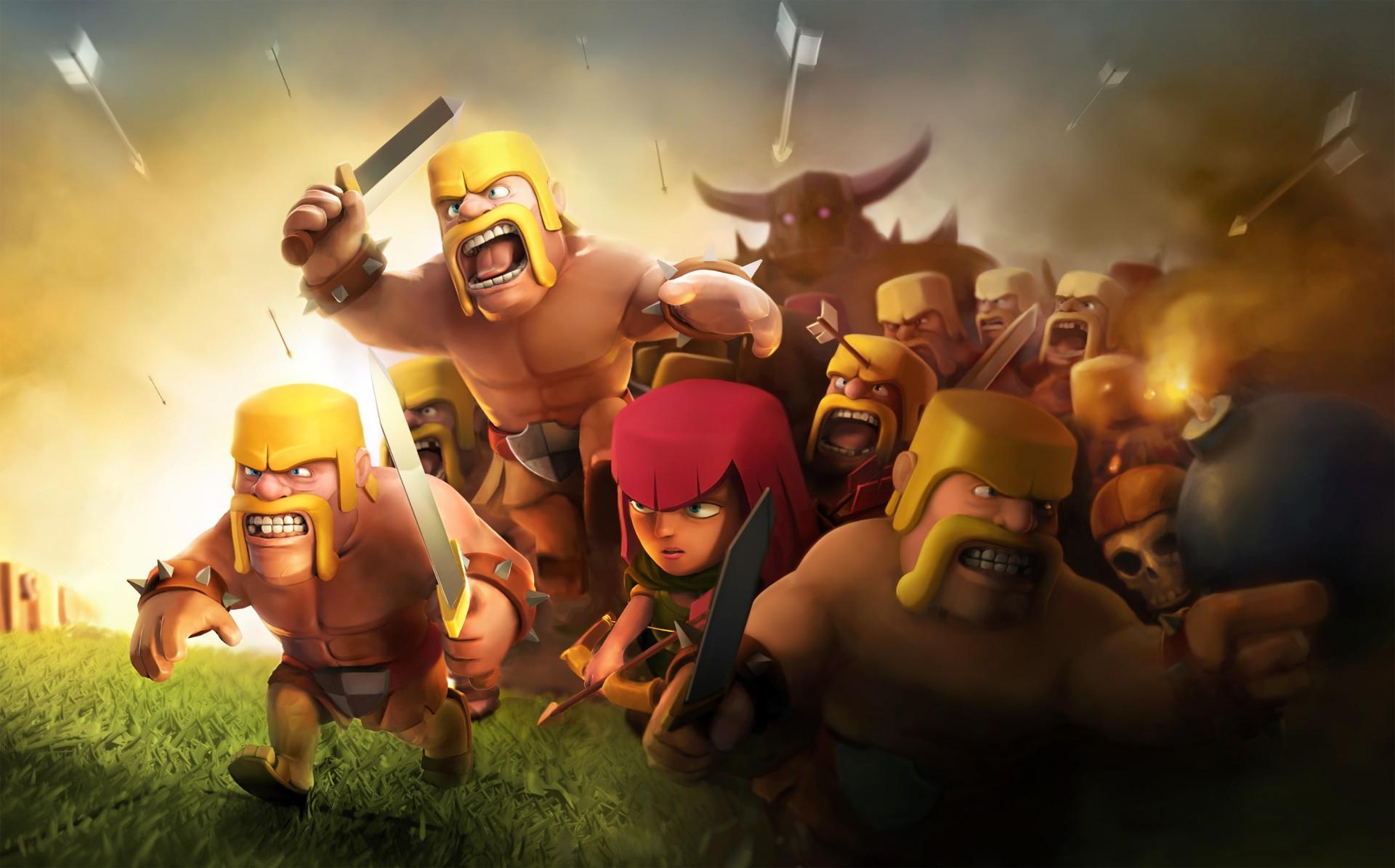 Clash Of Clans Wallpapers WeNeedFun 1920x1196