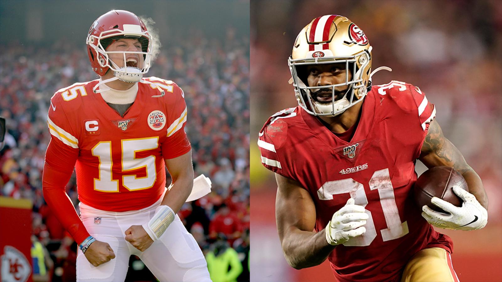 Super Bowl 2020 betting odds Kansas City Chiefs San Francisco 1600x900