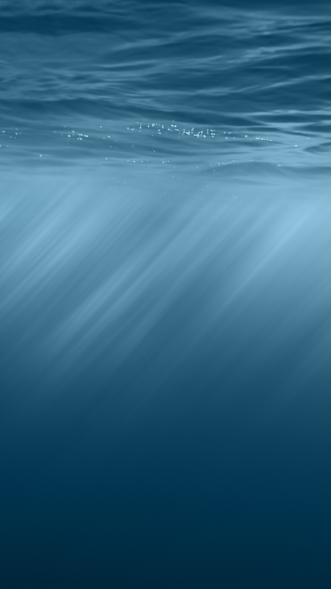 Apple iOS 8 Underwater iPhone 6 Plus HD Wallpaper iPod Wallpaper HD 1080x1920