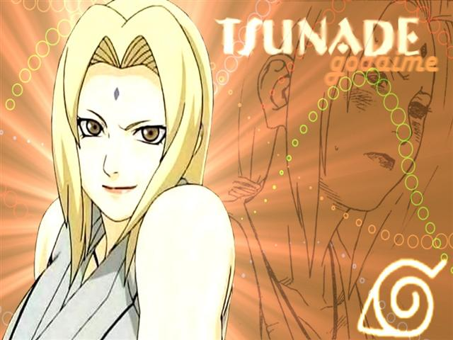 Tsunade Wallpapers 640x480