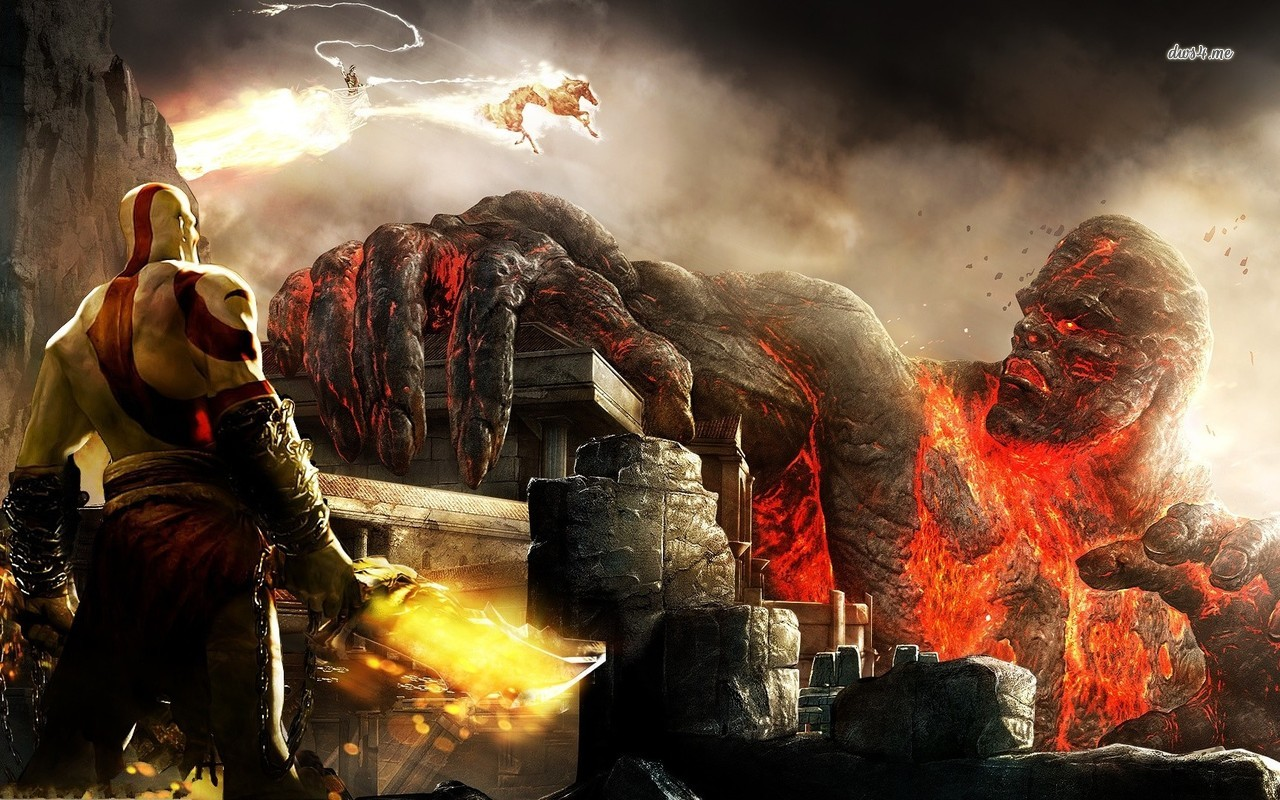Free Download God Of War Wallpaper Game Wallpapers 13895