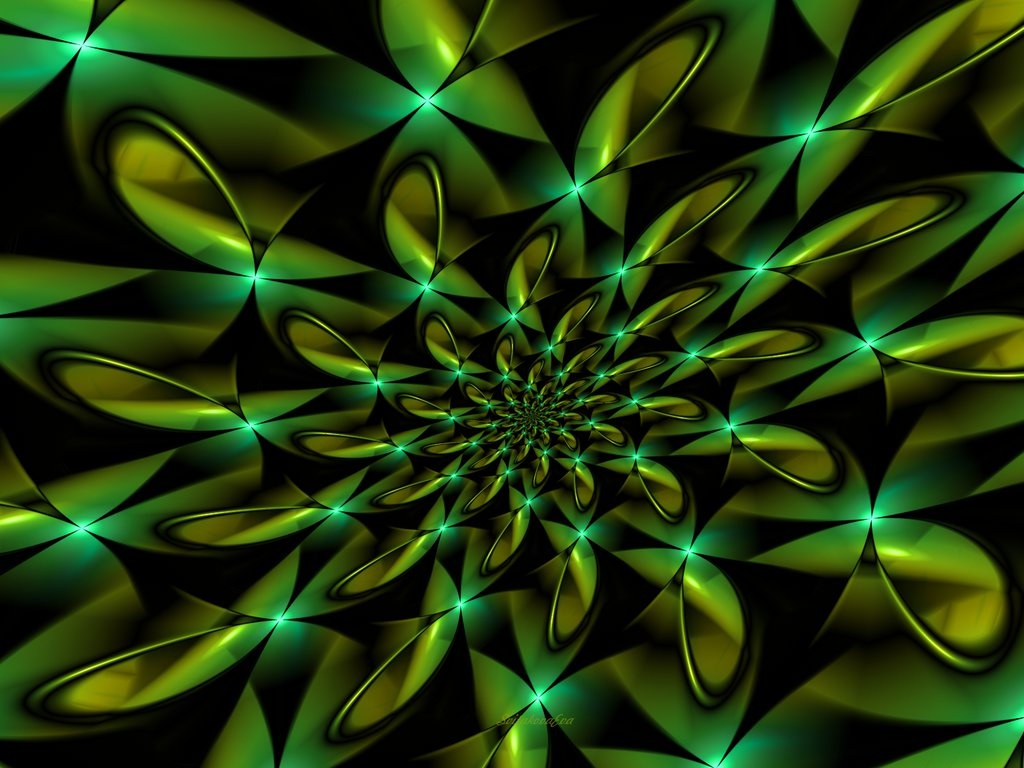 clover leaf wallpaper by SvitakovaEva on deviantART 1024x768