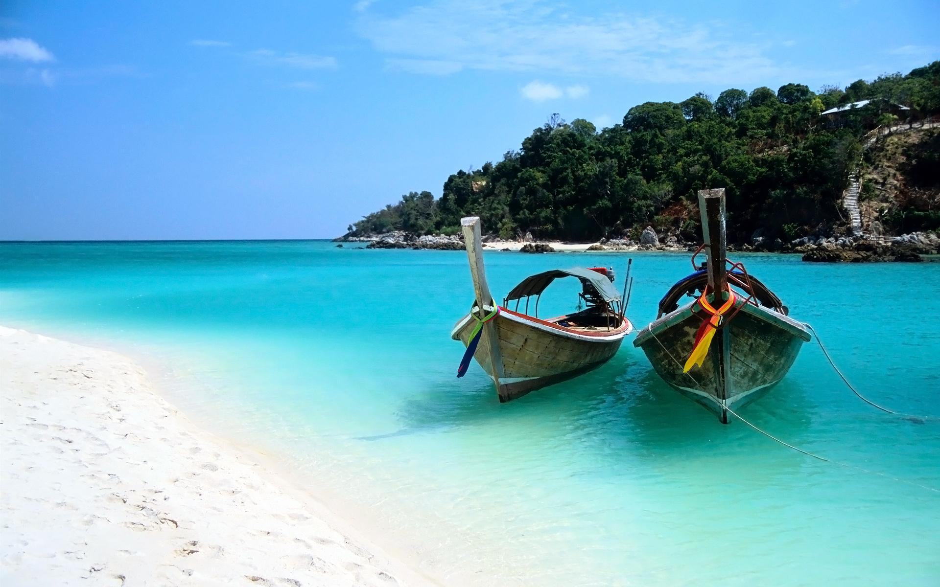 Desktop Wallpaper Beach Thailand Thailand Beaches Wallpaper 1920x1200