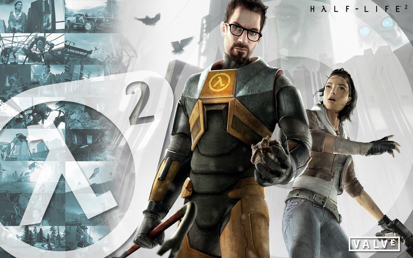 Half Life 2 Wallpaper and Background Image 1440x900 ID586163 1440x900