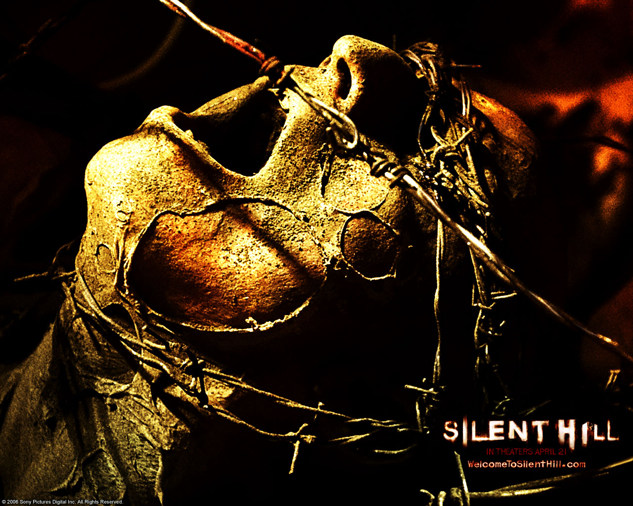 Group Of Silent Hill Movie Wallpapers