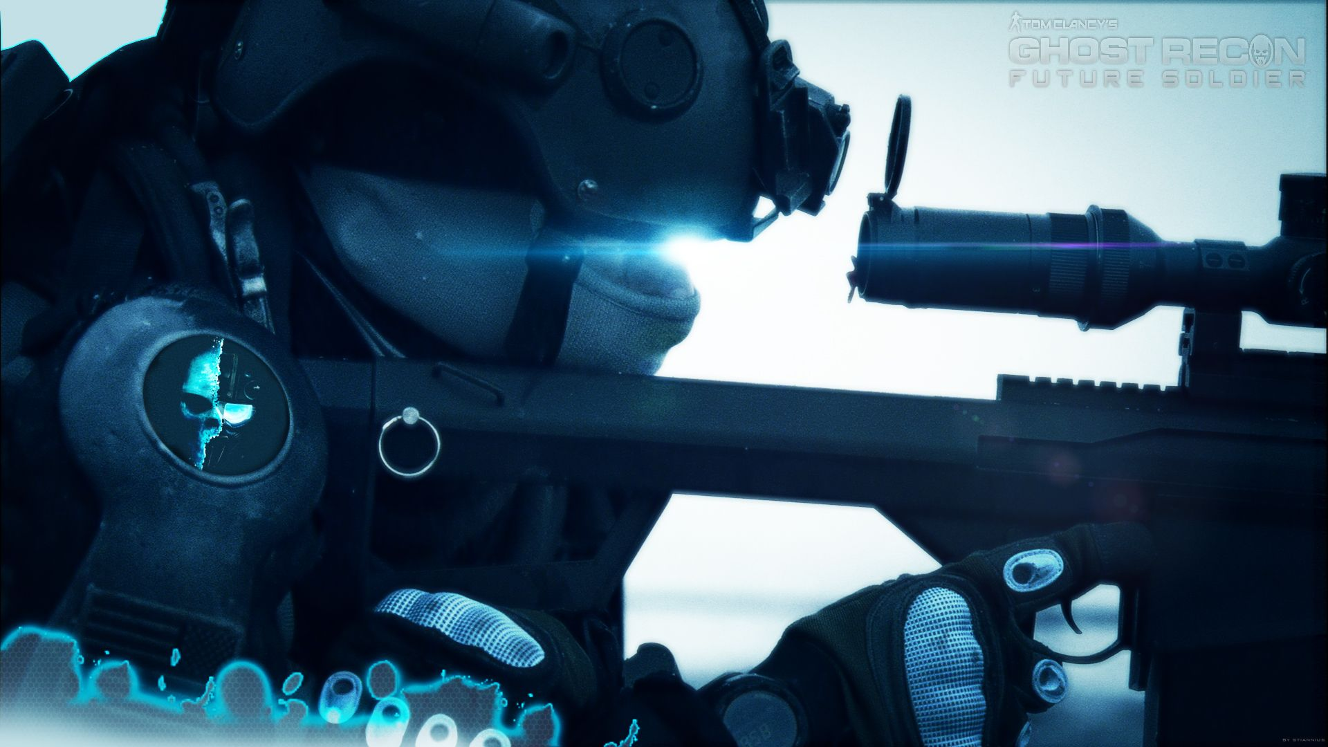 Ghost Recon Future Soldier Wallpaper - WallpaperSafari