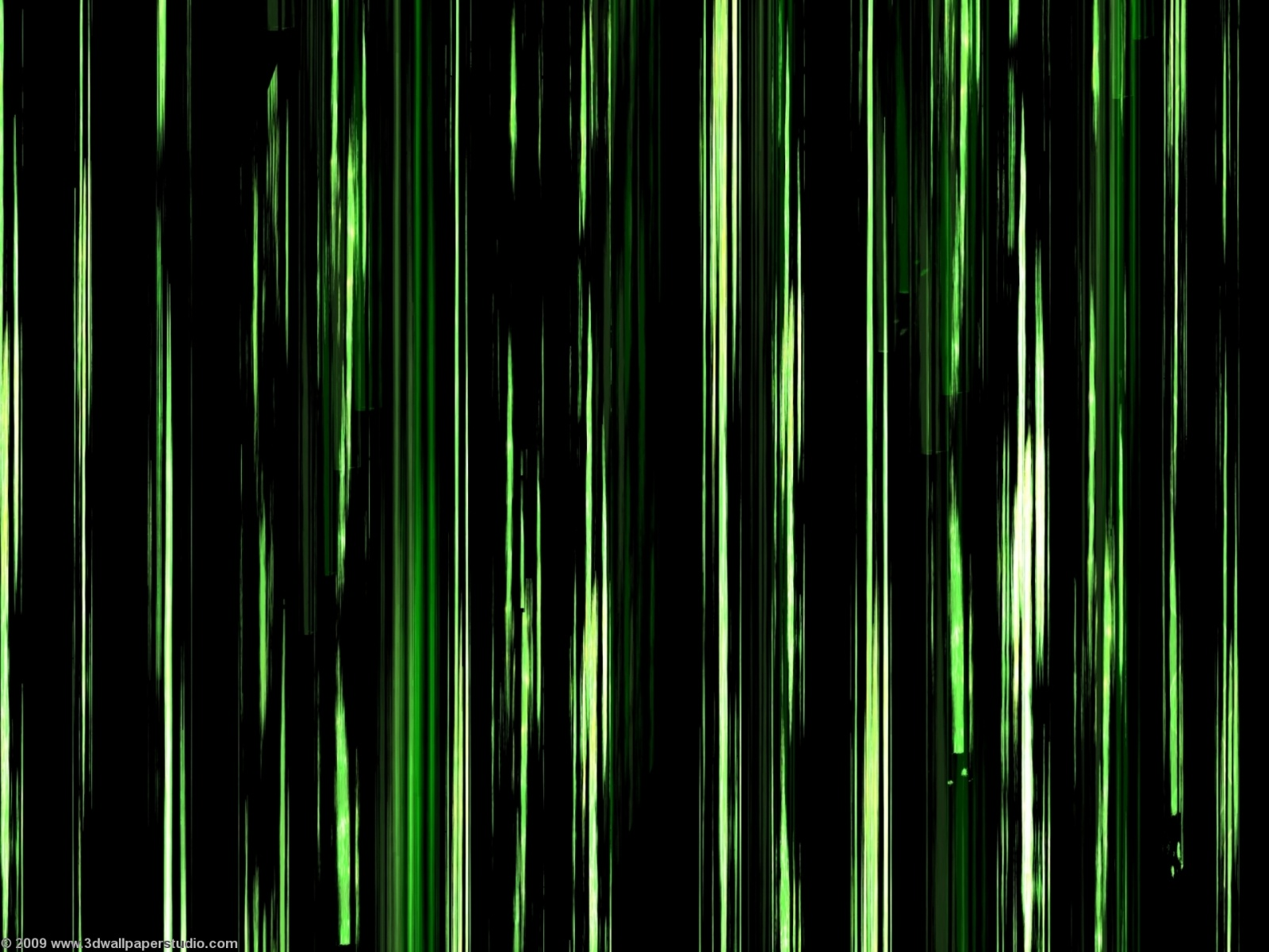 Green neon wallpaper in 1600x1200 screen resolution 1600x1200
