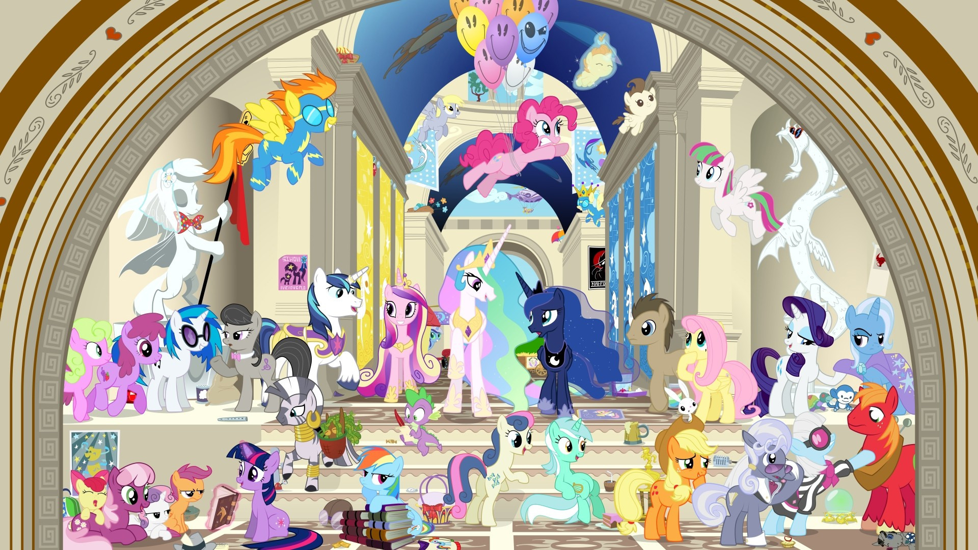 Free Download Pony Wallpapers My Little Pony Friendship Is Magic
