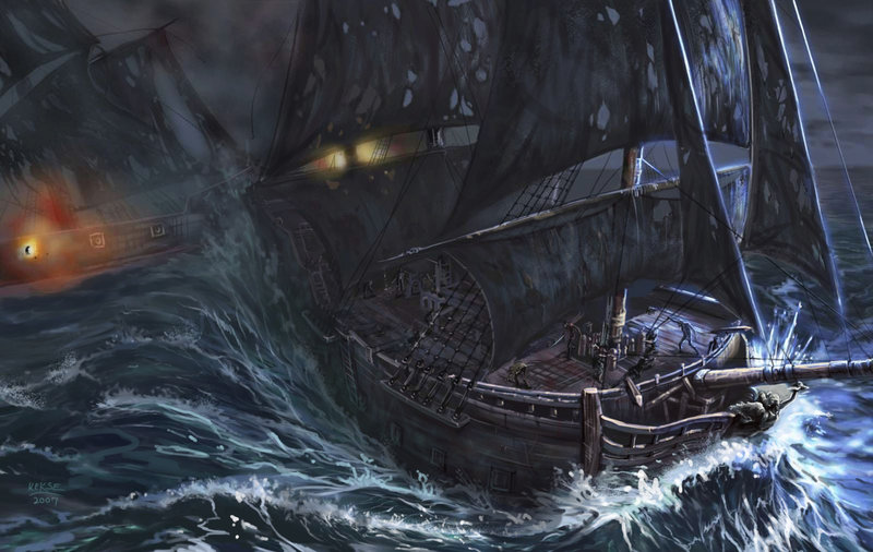 Revenge X Storm Wallpaper