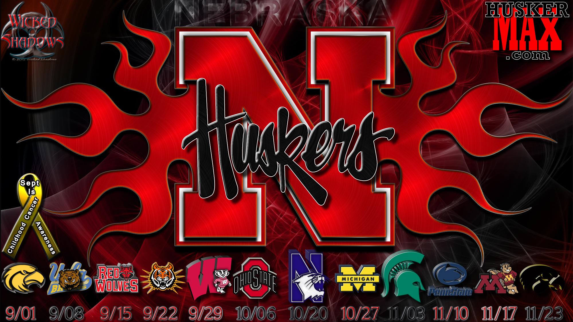 50 husker wallpaper free on wallpapersafari - Nebraska football wallpaper ...