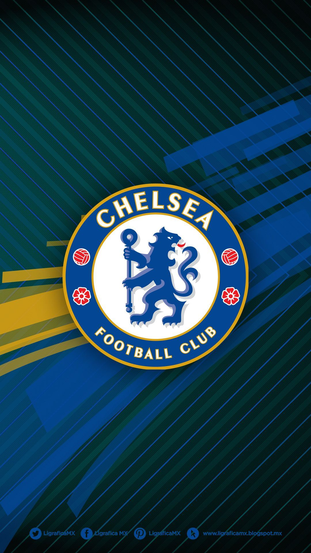 Chelsea FC iPhone Wallpapers   WallpaperBoat 1080x1920
